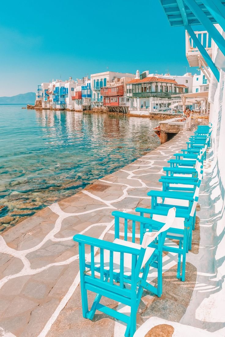 Vacation to Greece islands