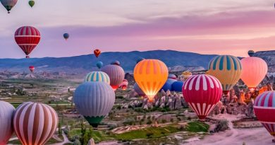 Cappadoica Balloon Vacations