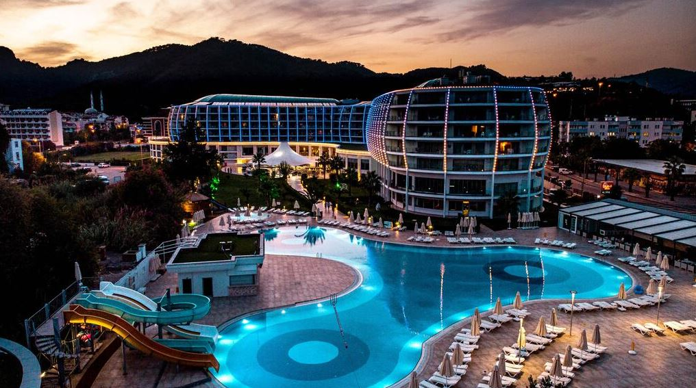 Green Nature Diamond Hotel Marmaris all inclusive