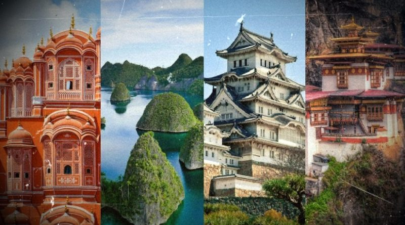The Most Beautiful Places in Asia