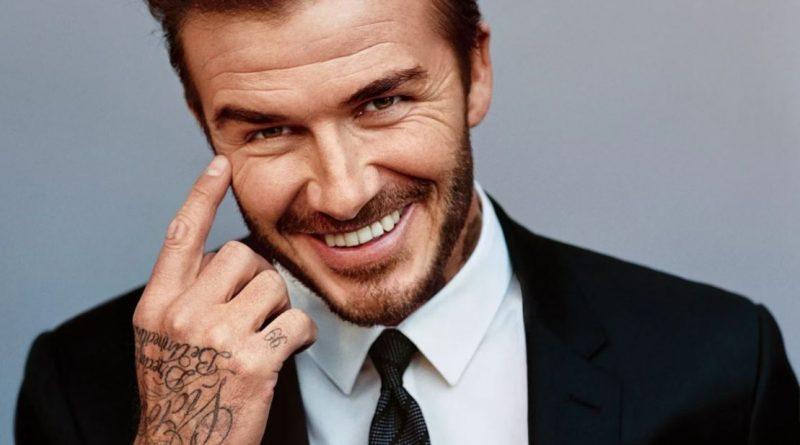 David Beckham best tattoos