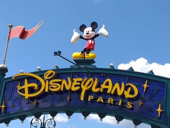 Visiting Disneyland Paris with children