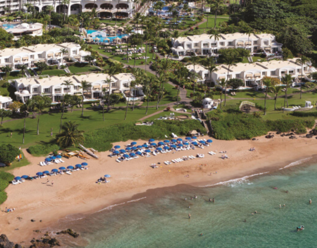 Best Hawaii Hotel Resorts
