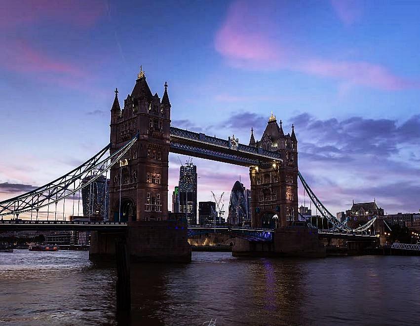 London best destinations