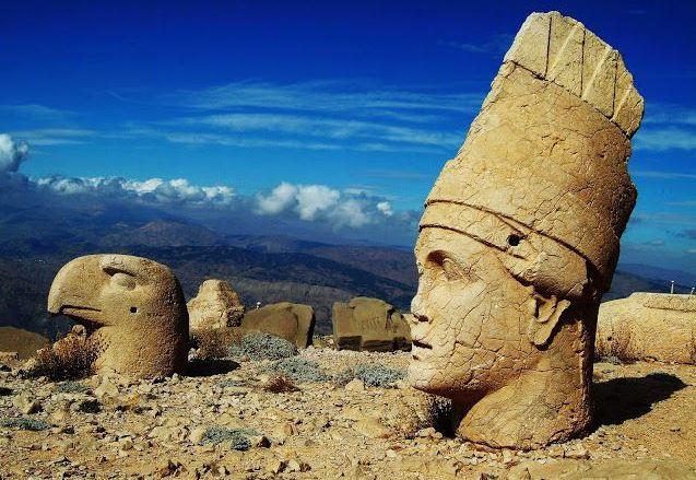 Mount Nemrut Adiyaman Trip Turkey