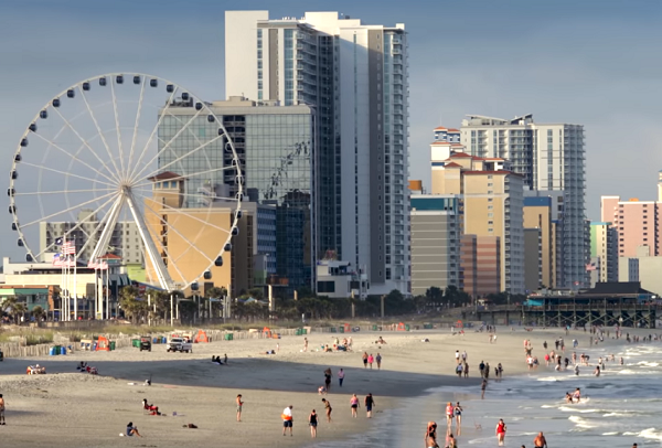 Myrtle Beach best places