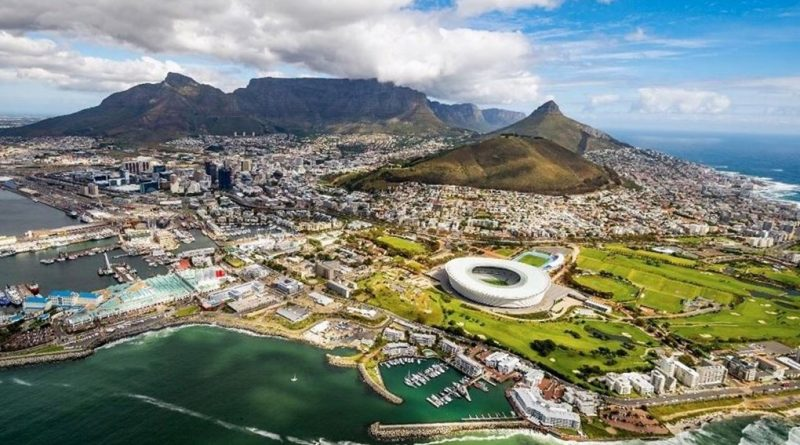South Africa Cape Town Tourism