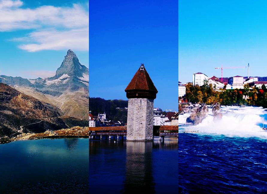 Switzerland best places to visit