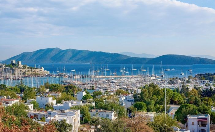 Bodrum is one of Turkey's most popular holiday resorts