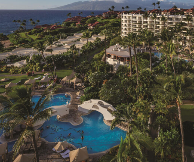 Fairmont Kea Lani Maui Luxury Hotel in Maui