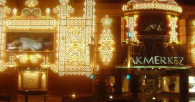 Akmerkez Shopping Mall in Istanbul