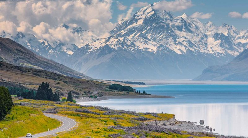 Aoraki Mount Cook National Park, South Island, New Zealand