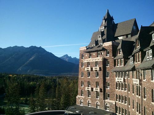 Banff Fairmont Hotel, Canada
