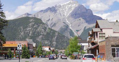 Banff,Canada