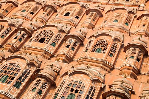 Hawa Mahal, Jaipur, Rajasthan State, India