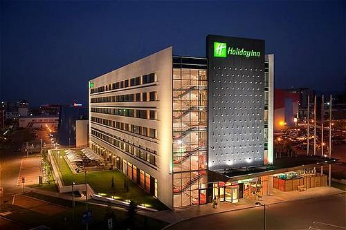 Hotel Holiday Inn Sofia, Bulgaria