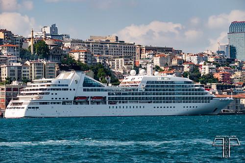 Istanbul Cruise Ship