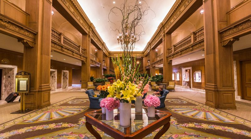 The Fairmont Olympic Seattle