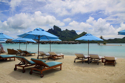 The Four Seasons Hotel Bora Bora, French Polynesia