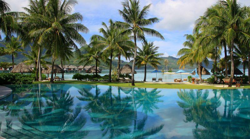 The Four Seasons Hotel Bora Bora, French Polynesia