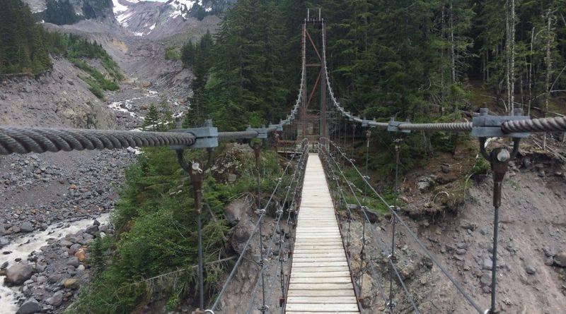 Wonderland Trail, Mount Rainier National Park, Washington