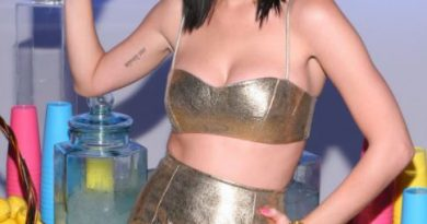 Katy Perry popular hottest tattoos