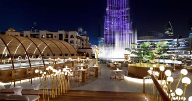 Best Restaurants in Dubai With Fountain View