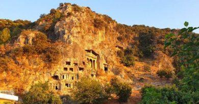 Tomb of Amyntas Fethiye