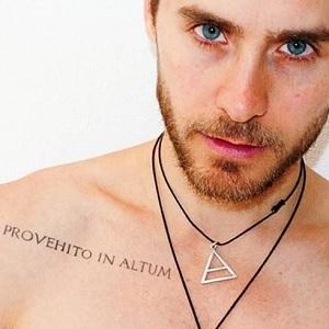 Jared Leto Tattoos Photos